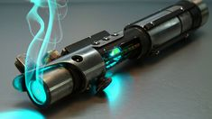 See How the First Lightsaber Was Designed