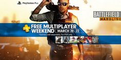 Weekend of free online play for PlayStation 4 - https://techraptor.net/content/weekend-of-free-online-play-for-playstation-4   Gaming, News