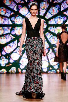 Tony Ward Fall 2018 Couture