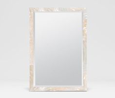 SIDNEY    A classic vanity mirror in exquisite materials.