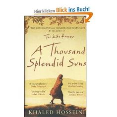 A Thousand Splendid Suns - the most intense book I´ve read in years.