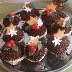Yilbasi cupcake