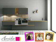 T'estàs fent una casa nova?  T'estàs reformant  la que ja tens?  Vine a visitar-nos. Tenim cuines i banys  moderns, diferents i unics al millor preu.  #beDifferent  #beAmida    Vine a veure la nostra exposició de cuines: Tel. 93 799 99 95 | amida@amidacocinas.com | www.amidacocinas.com | Ronda Països Catalans, 39 #Mataró