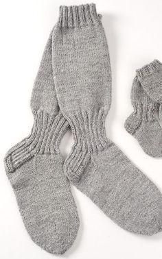 Nordic Yarns and Design since 1928 Crochet Socks, Knitting Socks, Knit Crochet, Knitting Videos, Knitting Charts, Mitten Gloves, Mittens, Wool Socks, Vintage Wool