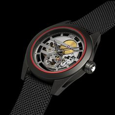 Montblanc TimeWalker Pythagore Ultra-Light Concept. (Recap)