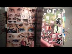 En Masse Collection Journal (Part2) By Shannon Green - YouTube