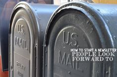 How To Start An Email Newsletter People Look Forward To