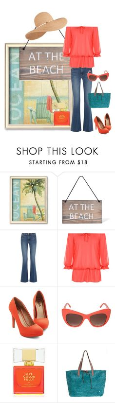 """""""Dreaming on a Cold Day"""" by brandonandrews500 ❤ liked on Polyvore featuring Garden Trading, Frame Denim, WearAll, STELLA McCARTNEY, Kate Spade, Flora Bella and Eugenia Kim"""