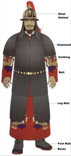Ming dynasty - Elite guard