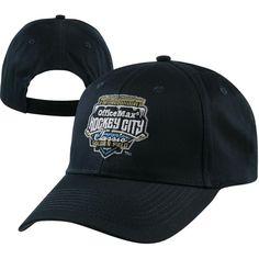Minnesota Golden Gophers Black Hockey City Logo Event Adjustable Hat - Navy Blue - $5.99
