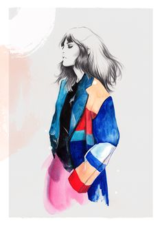 Illustrator Esra Roise - Friday Illustrated