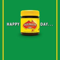 i don't care what any one says, i think vegimite is great on toast Happy Australia Day, Sense Of Life, Food And Drink, Country, Health, Pizza Quotes, Island, 5 Seconds, Ministry