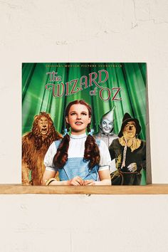 Various Artists - The Wizard Of Oz Soundtrack 2XLP
