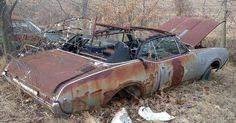'68 Oldsmobile 442 'vert