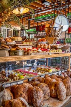The Grounds of Alexandria - Extensive selection of dine in or take away pastries