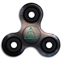 Harry Potter Logo Fidget Spinner Toy Fingertip For ADD ADHD