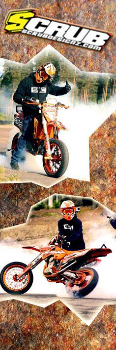 Wulfsport Speedway Race Pants White//Orange Ride Motocross Motorbike Grasstrack