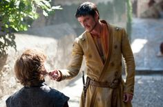 Oberyn and Tyrion