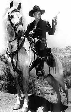 Hopalong Cassidy - These are the Santa Susana mountains, where I live. Most old westwerns were filmed in those mountains.