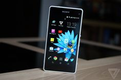 The Verge   Sony Xperia Z1 Compact review: when smaller is better