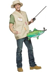 Adult Catch of the Day Costume