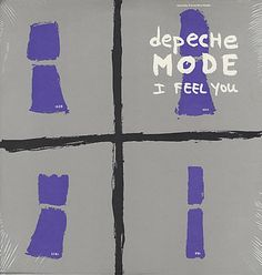 Depeche Mode,I Feel You - Sealed,USA,Deleted,12