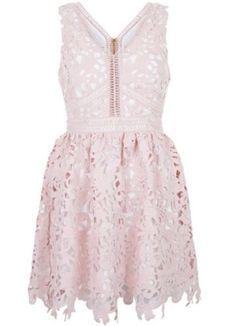 New-look light pink pixie dress