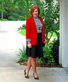Savvy Southern Chic: Red on repeat- 19 of 30