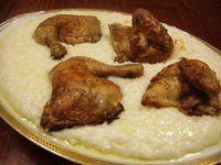 Saleeg - Hejazi food ( Saudi Arabia) the secret is in cardamom and Misttakah!