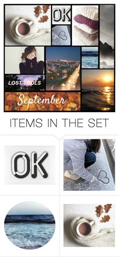 """""""september..."""" by heartandsoul ❤ liked on Polyvore featuring art"""