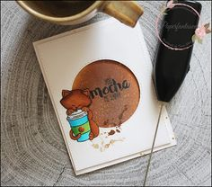 Paper Fantasees - The Craft Blog: Mocha Happy!
