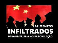 INFILTRADOS- ALIMENTOS COMUNISTAS PARA DESTRUIR NOSSA POPULAÇÃO