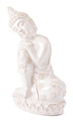 Resting Buddha Ivory