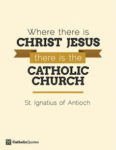 "catholic quotes | ... public use provided that the ""Catholic Quotes"" logo remains visible"