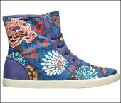 Liberty and Clarks collaboration