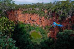 Bonito - Mato Grosso do Sul MS - Brasil - Viagem Volta ao Mundo - Just Go #JustGo