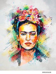 El día de hoy, quiero platicarles de una artista mexicana muy talentosa reconocida a nivel mundial, su nombre: Magdalena Carmen Frida Kahlo Calderón. Frida Ka