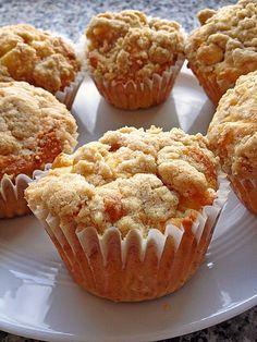 Leckere Apfel - Streusel - Muffins, ein sehr schönes Rezept aus der Kategorie Kuchen. Bewertungen: 291. Durchschnitt: Ø 4,7.
