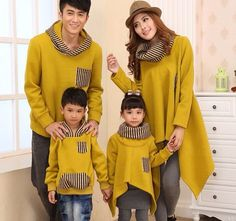 Matching Mother Daughter Clothes Family Look Father And Son Long Sleeve Hoodies Mommy and Me clothes Big Size XXXL Family Outfit Twin Outfits, Mommy And Me Outfits, Couple Outfits, Matching Family Outfits, Kids Outfits, Mother Daughter Dresses Matching, Mother Daughter Fashion, Family Clothing Sets, Baby Kind