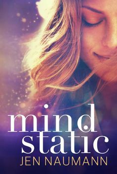 New Cover for Mind Static by Jen Naumann