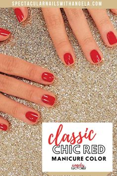 Looking for an everyday, classic red manicure? Look no further than Beijing Beauty! Brighten up your day with this classic red nail polish. Color Street will instantly graduate your nail art design from basic to brilliant in minutes. Achieve this classic look in less than 15 minutes. This fabulous nail art design will give your nails the trendy look you've been looking for. Shop now and get salon perfect nails at home with Color Street! #designernails #easynaildesign #rednails Red Manicure, Manicure Colors, Red Nails, Glitter Nails, Red Nail Polish, Nail Polish Strips, Red Nail Designs, Simple Nail Designs, Fabulous Nails
