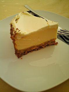 The Incredibly Creamy NY Cheese Cake | bake | Cake