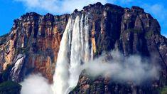 Salto Angel La plus haute chute d'eau du monde