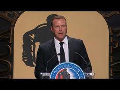 6c07f6efa Martin Brodeur s emotional Hall of Fame speech. YouTube