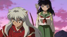 Inuyasha Fan Art, Kagome And Inuyasha, Miroku, Kagome Higurashi, Demon Dog, Sengoku Period, Narusaku, Series Movies, Anime Shows