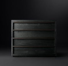 Bezier 4-Drawer Dresser