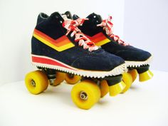 Vintage Roller Skates Free Formers - ohmygawd i need these. yes, i'm absolutely sure!