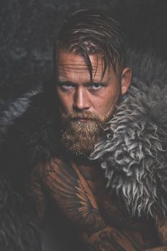 Model @Ducth_viking1 @ralphbijl Viking malemodel , beardmodel