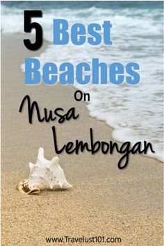 If you are looking for a paradise destination in Bali, check out this post for the 5 BEST Nusa Lembongan beaches that will blow your mind! Bali Travel Guide, Solo Travel Tips, Travel Advice, Travel Ideas, Destin Beach, Beach Trip, Beach Travel, China Travel, Japan Travel