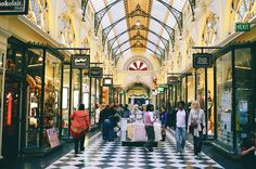Royal-Arcade Melbourne